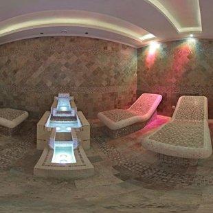 Бальнеологический и спа-центр в отеле Grand Hotel Поморие приветствует всех.